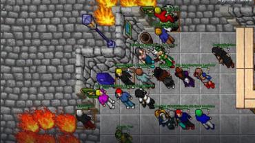 Tibia game